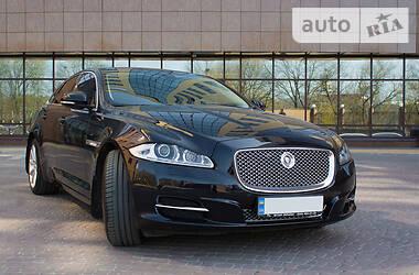 Характеристики Jaguar XJ Седан
