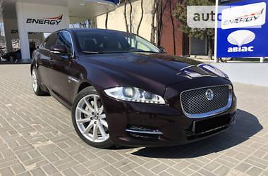 Характеристики Jaguar XJL Седан
