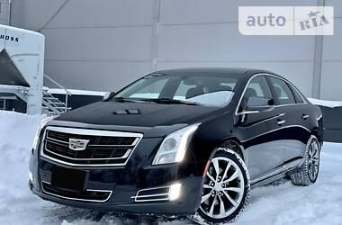 Характеристики Cadillac XTS Седан