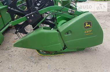 Цены John Deere 630 Сельхозтехника