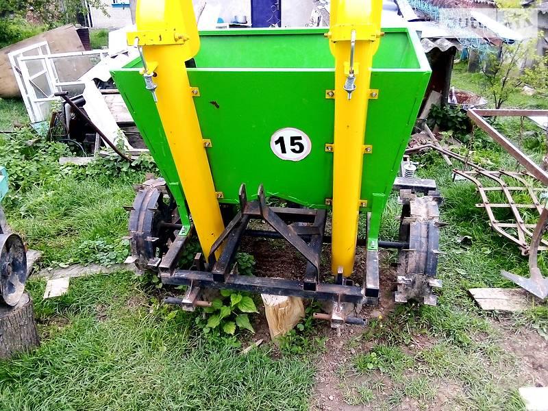 Картофелесажалка, машина для посадки картофеля A-M-E