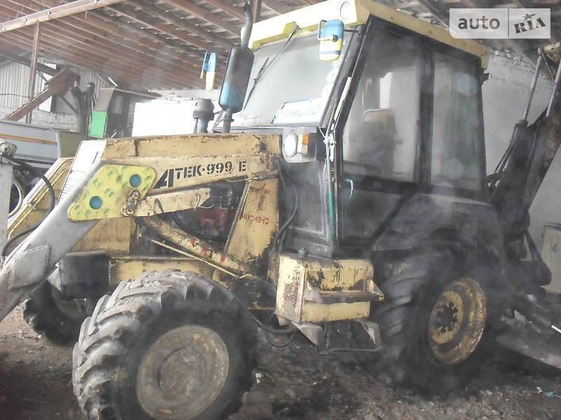 Грунтообробна техніка АТЕК