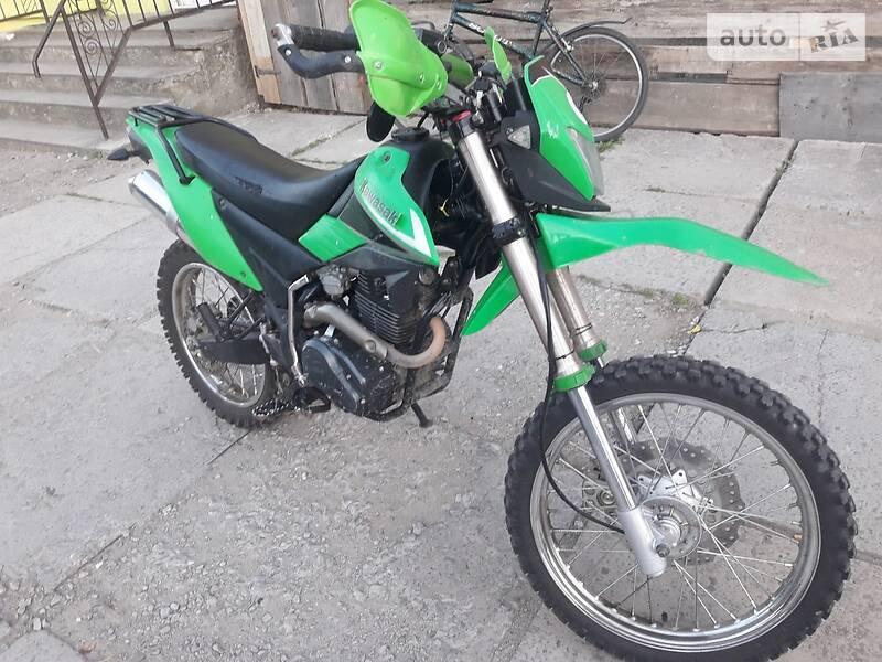 Shineray XY 150 Forester