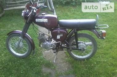 Simson S51  1987