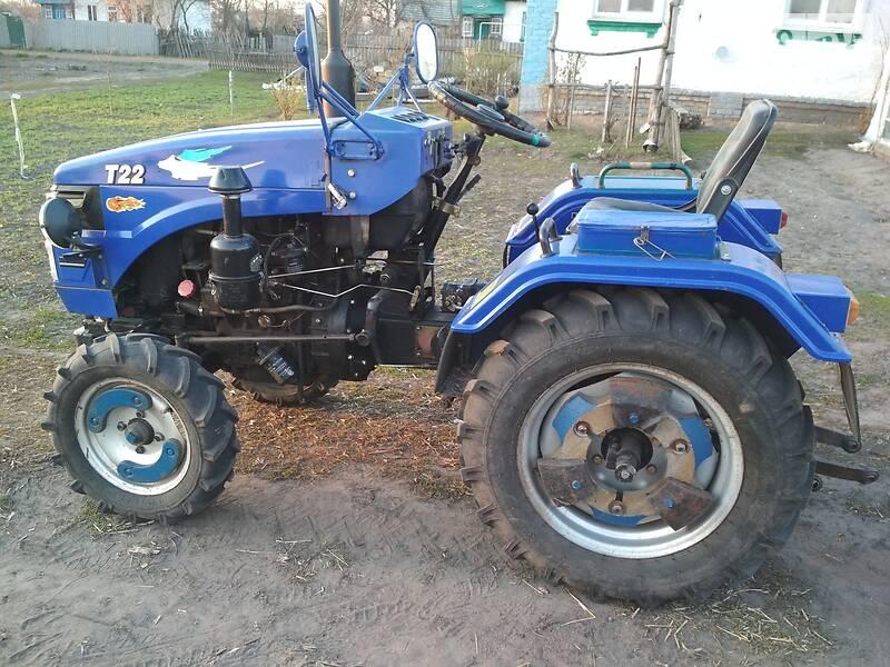Трактор сельскохозяйственный Синтай (XINGTAI) 220