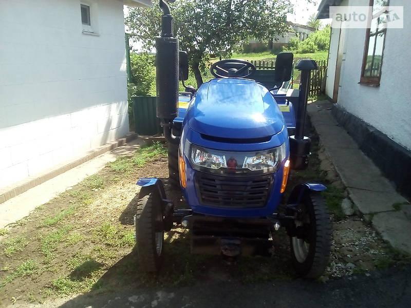 Трактор сельскохозяйственный Синтай (XINGTAI) 240
