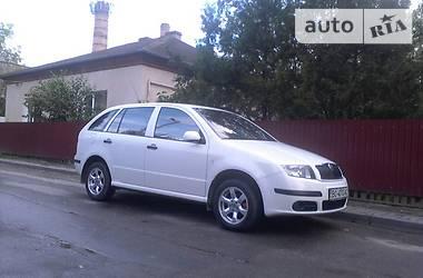 Skoda Fabia 2006