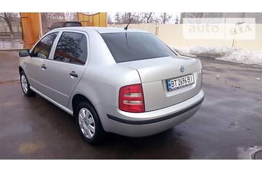 Skoda Fabia Elegant 2003