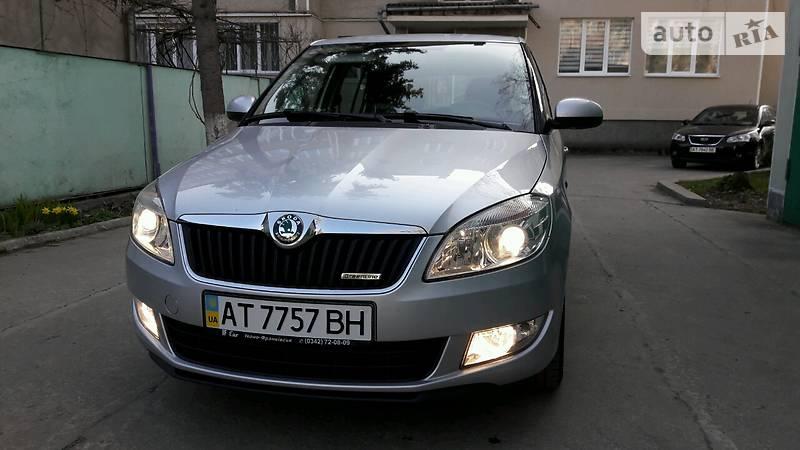 отзывы об автомобилях skoda fabia 1.2 2012