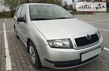 Skoda Fabia 16V 2003