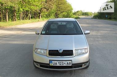 Skoda Fabia 1.4 2003