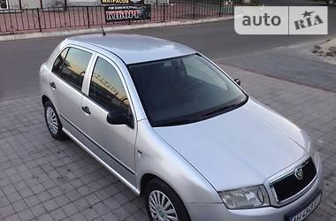 Skoda Fabia 1.4 2001