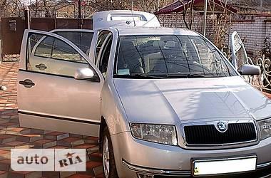 Skoda Fabia  2002