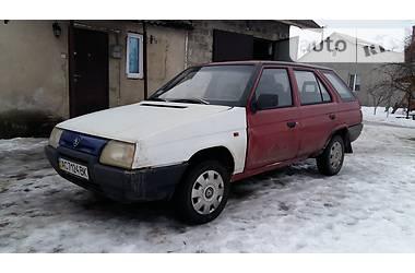 Skoda Forman 135L 1993