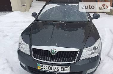 Skoda Octavia A5 laurin and klement 2011
