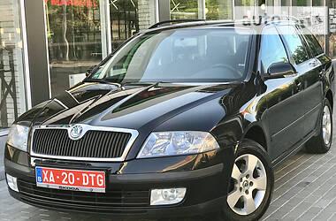 Skoda Octavia A5 1.6mpi Rodnoy probeg 2008