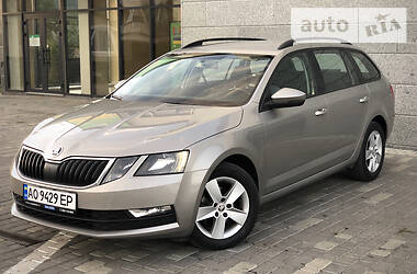 Skoda Octavia A7 IDEAL  85kw LED 2017