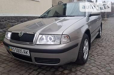 Skoda Octavia Tour Combi GLX 4x4 turbo 2006