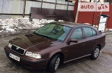 Skoda Octavia 1.6 LPG 1998