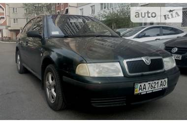 Skoda Octavia 1.6i 2002