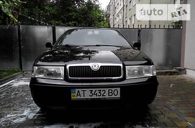 Skoda Octavia 1.6 FSI 2006