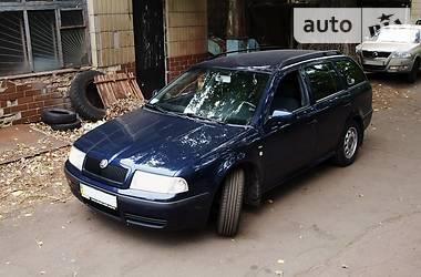 Skoda Octavia 4x4 2002