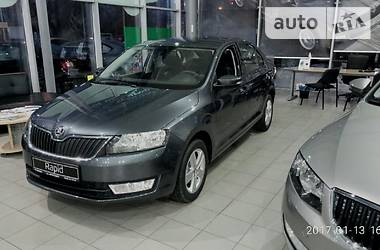 Skoda Rapid Ambition 1.2 TSI 2016