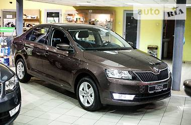 Skoda Rapid Ambition 1.6 MPI 6AG 2016