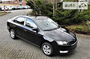 Skoda Rapid Turbo Diesel 1.4 A+ 2016