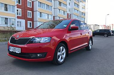 Skoda Rapid SpaceBack1.6 AT 2015