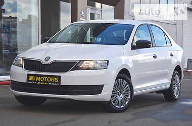 Skoda Rapid 1.6 MPI Official NDS 2017