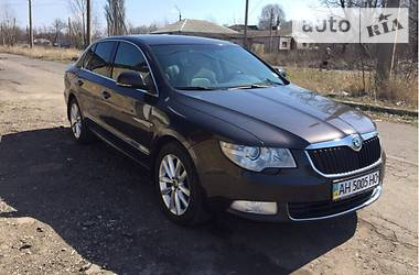 Skoda SuperB New Maximal-Full 2.0 TD 2008