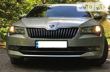 Skoda SuperB New  2017