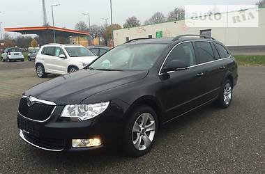 Skoda Superb 2.0 TDI 4x4 DSG 2015