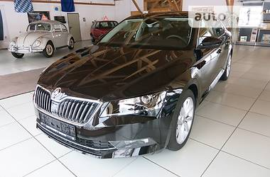 Skoda Superb 2.0 TDI GreenTec DSG 2015