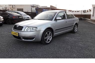 Skoda Superb 2.0 85KW  2002