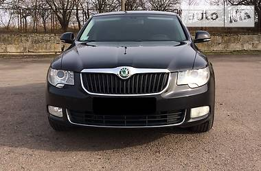 Skoda Superb TSI FULL 2009