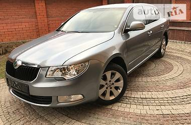 Skoda Superb 1.8 Turbo  2010