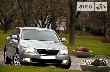 Skoda Superb ELEGANCE 2010