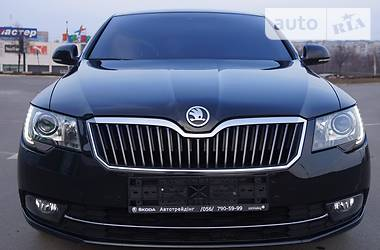 Skoda Superb Elegance + 2014