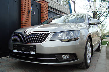 Skoda Superb AMBITION 2014