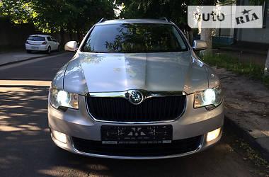 Skoda Superb 1.8 TSI 6-MT 2012