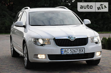 Skoda Superb 2.0 TDI  2013