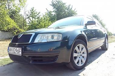 Skoda Superb 2.5 TDi 2004