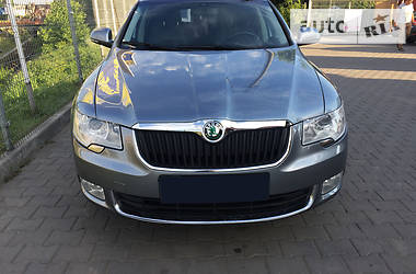 Skoda Superb 1.8 TSI Leather 2009