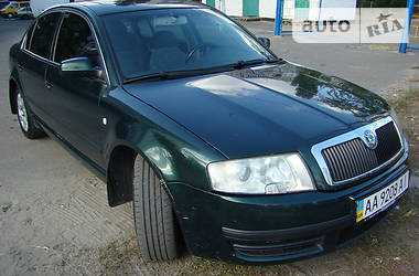 Skoda Superb 2.5 TDI/AT 2002