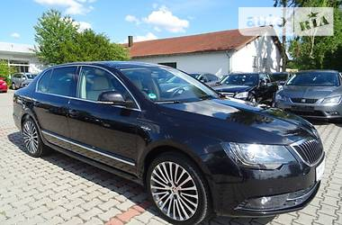 Skoda Superb LAURIN KLEMENT 2014