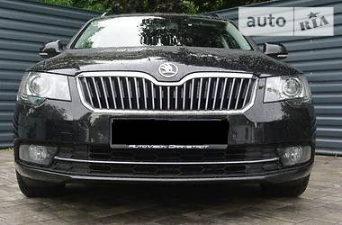 Skoda Superb 2.0 TDI EXCLUSIVE 2014