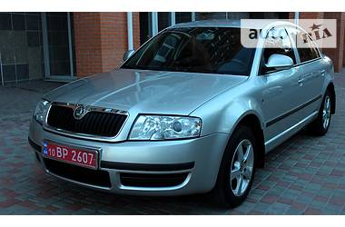 Skoda Superb 1.9 TDI 96KW 2008