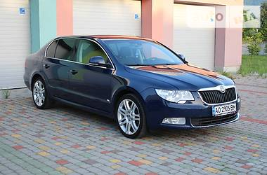 Skoda Superb 2.0 TDI R18 2011
